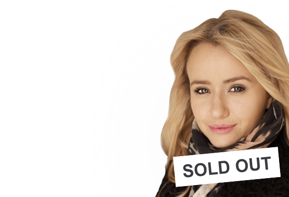 SOLD OUT - an Evening with Sammy Winward